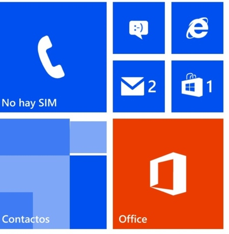 tiles windows Phone 8