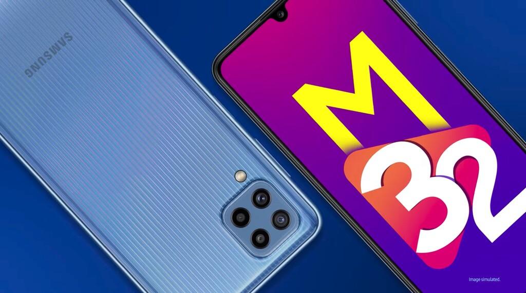 Samsung Galaxy M32: batería enorme y una buena pantalla para competir en la gama de entrada