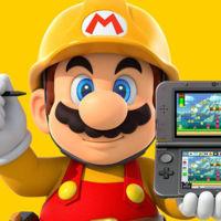 ¡Sorpresa! Super Mario Maker llega a 3DS en diciembre