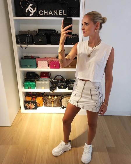 El nuevo armario de Chiara Ferragni es el sueño de toda fashionista (aunque se le quedará pequeño en dos días)