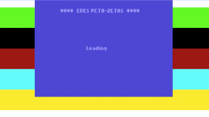 La curiosa web ochentera de Peta Zetas