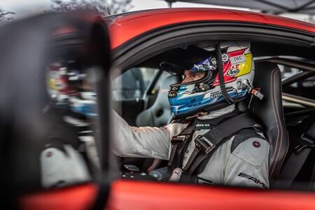 Mercedes Amg Gt Black Series Rompe Record En Nurburgring 2