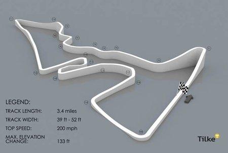 El circuito de Austin en Texas podría no estar listo para 2012