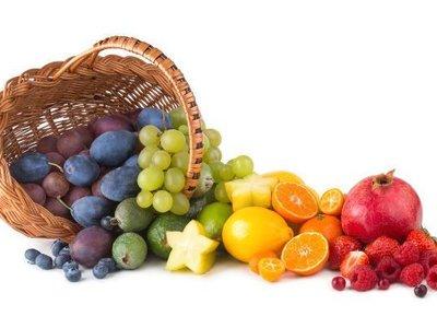 Dime qué nutricosmético buscas y te diré qué color sumar a tu dieta