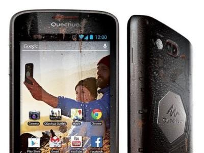 Quechua ya tiene smartphone, de la mano de Archos