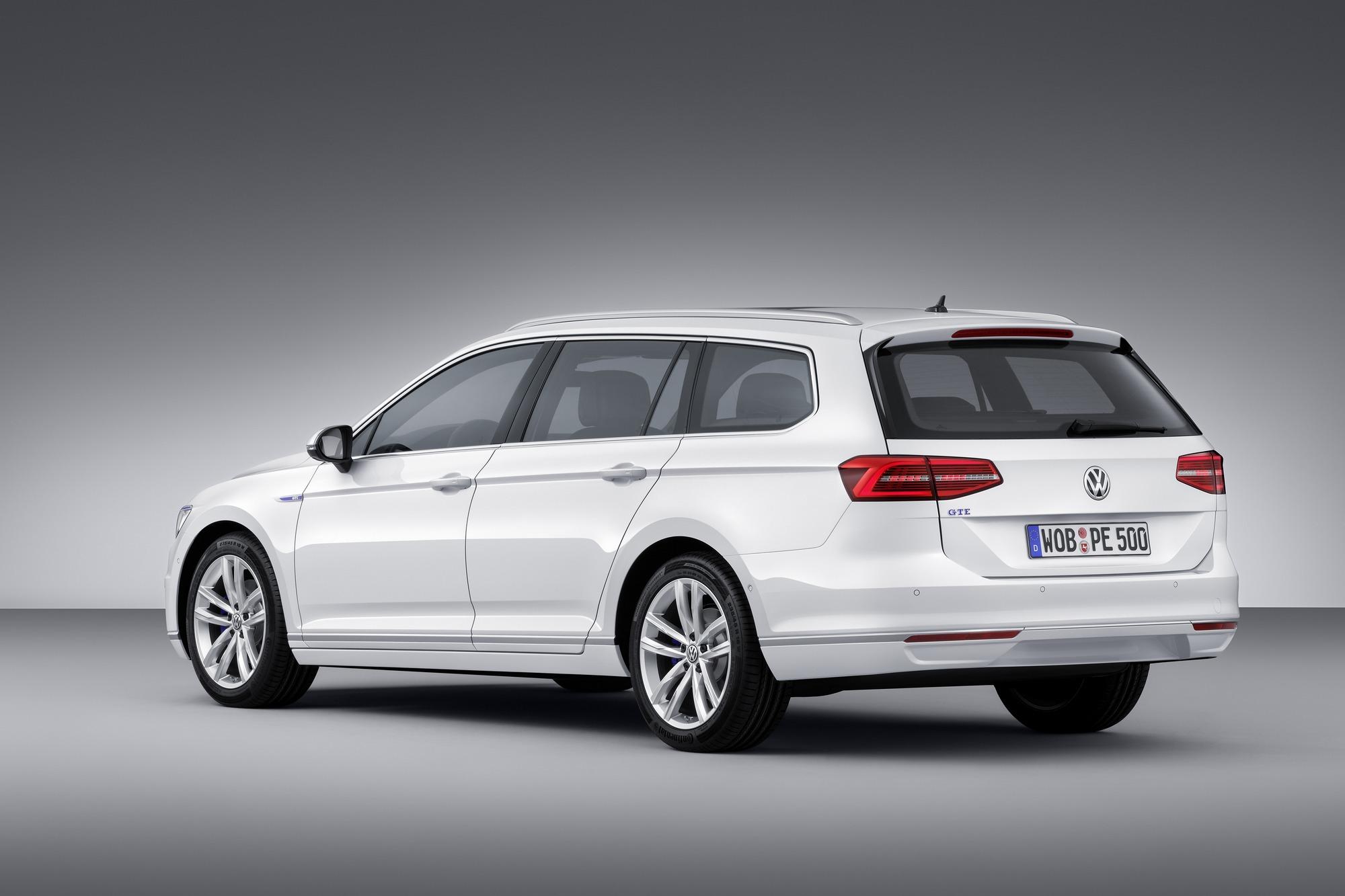 Foto de Volkswagen Passat GTE (5/9)