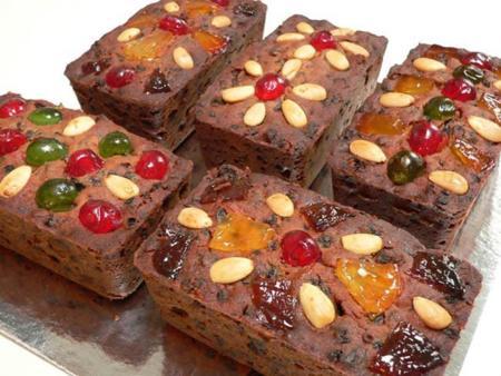 F Cake
