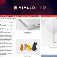 Ya está disponible Vivaldi 1.13 con un nuevo panel para gestionar múltiples pestañas a la vez
