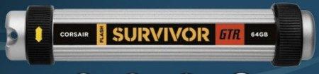 Corsair Survivor GTR, resistencia extrema en tu pendrive