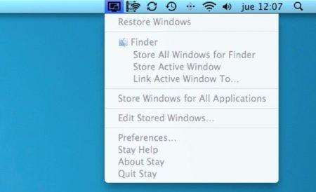 Stay, administra y gestiona las ventanas en Mac OS X