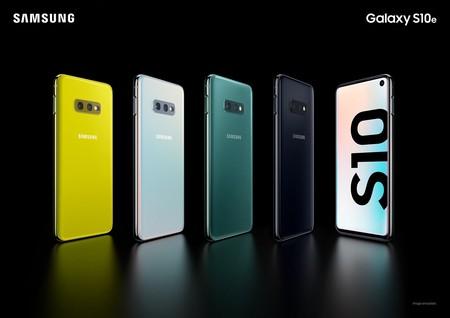 """Samsung Galaxy S10e: el hermano """"pequeño""""  mantiene el agujero en la pantalla y no renuncia a la potencia"""