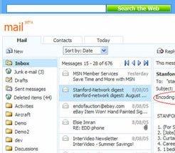 Vistazo rápido a Microsoft Mail Beta