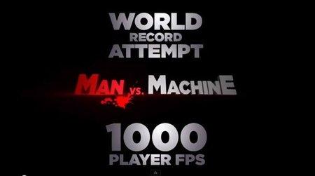 Una partida online a un FPS con 1000 combatientes a la vez. En busca del récord Guinness