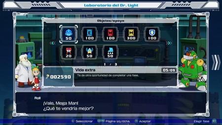 Guía Mega Man 11: cómo desbloquear y conseguir todos los objetos y piezas de Mega Man