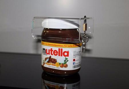 Candado Nutella 1