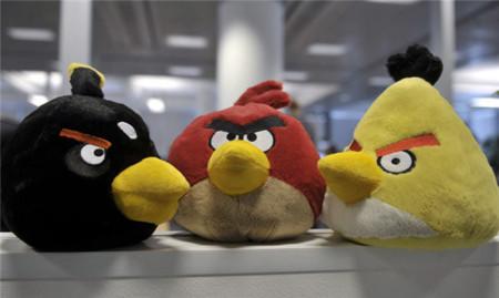 Rovio y sus Angry Birds cambian de modelo de negocio