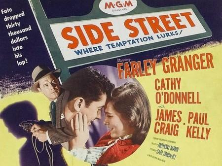 Film Noir: 'Side Street' de Anthony Mann