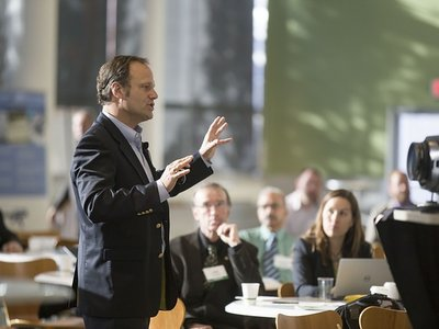 El impacto visual en las presentaciones