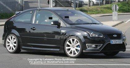 Ford Focus RS, nuevas fotos espía