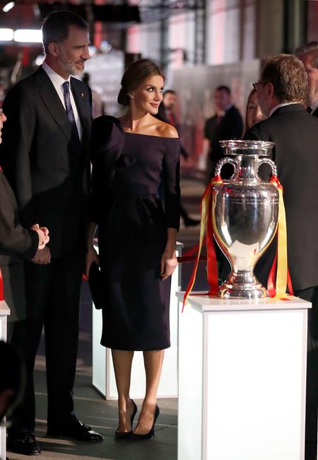 Reina Letizia Premios Deporte