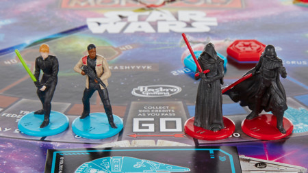 Star Wars Monopoly 2
