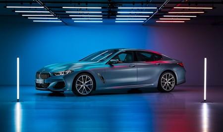 Filtrado el nuevo BMW Serie 8 Gran Coupé, apenas unos días antes de su presentación oficial