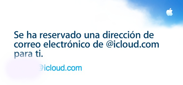 icloud correo apple