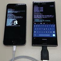 Logran hacer jailbreak a un iPhone a través de un Android rooteado