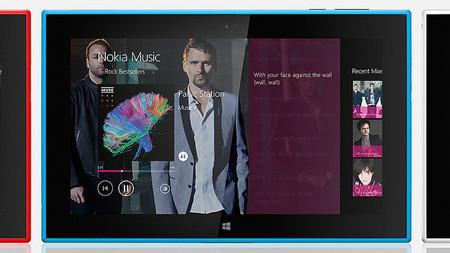 Nokia Lumia 2520 con Windows 8.1 y aplicaciones