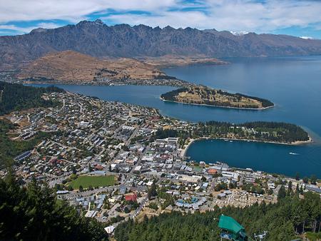 Queenstown: la capital de los deportes de aventura en Nueva Zelanda