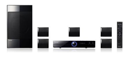 Nuevos equipos de cine en casa de Pioneer sobre DVD y Blu-Ray