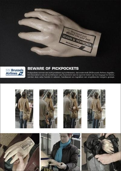 """Cuidado con los """"carteristas"""" en Bruselas"""