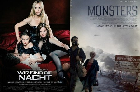 Sitges 2010 | 'Somos la noche' (Dennis Gansel) y 'Monsters' (Gareth Edwards)
