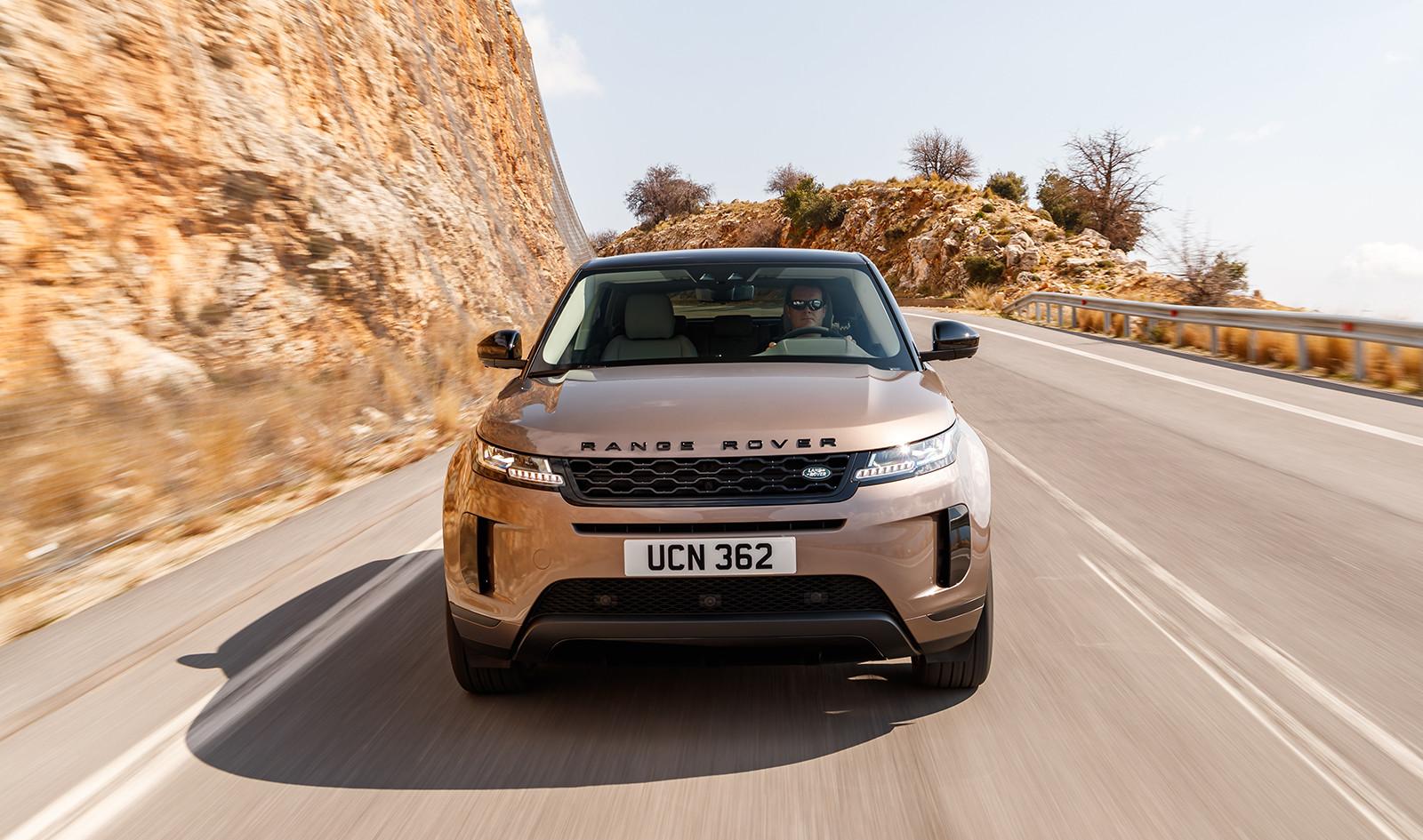 Foto de Range Rover Evoque 2019 (5/45)