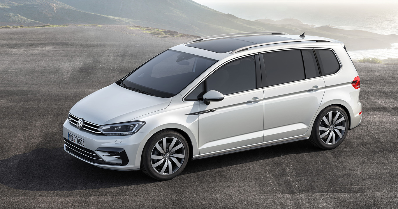 2021 VW Touran Concept and Review