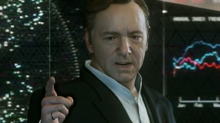 El primer tráiler de Call of Duty: Advanced Warfare huele a Crysis y tiene a Kevin Spacey