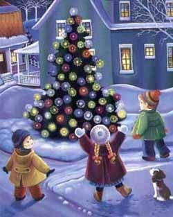 Los niños hablan sobre la Navidad