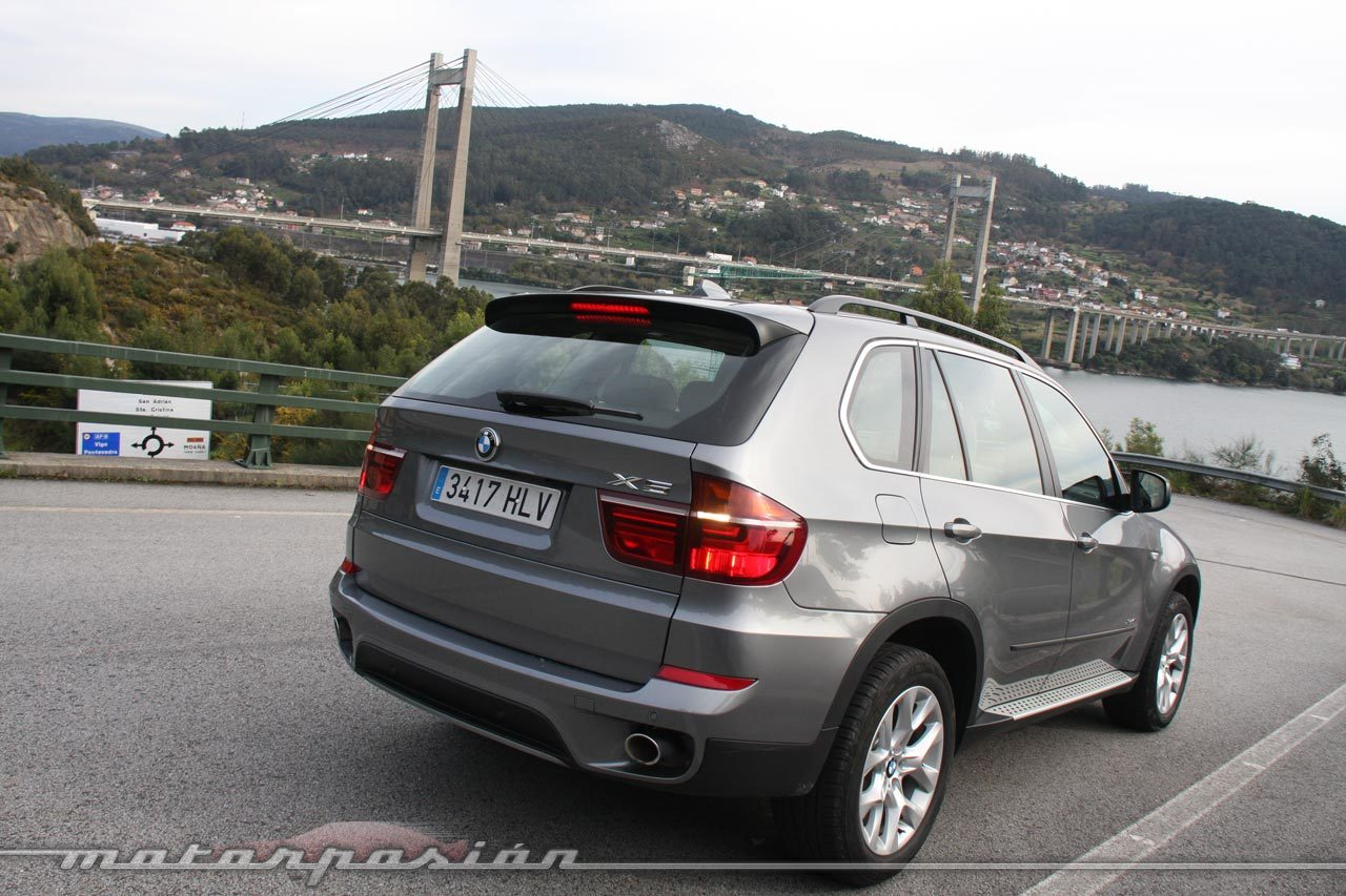 bmw x5 xdrive prueba 1 48. Black Bedroom Furniture Sets. Home Design Ideas