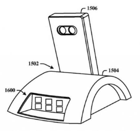 Microsoft Dock Patent Thumb