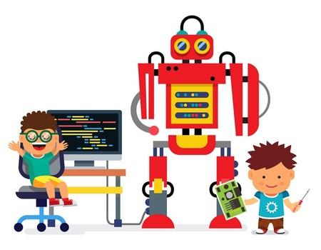 Robótica y programación con Scratch