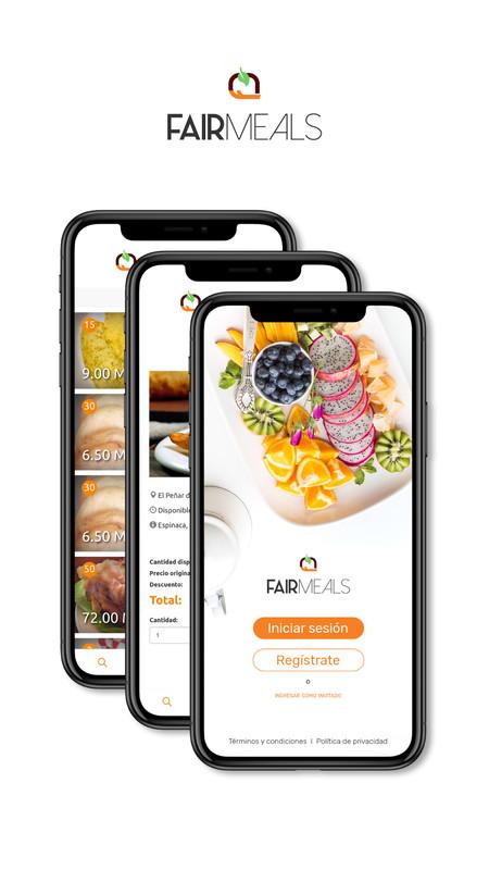 FairMeals: la primera app en México que te permite conseguir comida gourmet hasta con 70% de descuento