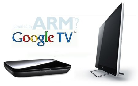 ARM quiere quitarle su sitio a Intel en Google TV
