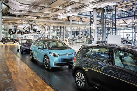 Termina Produccion De Volkswagen E Golf 3