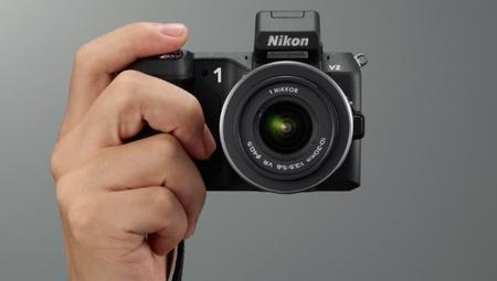 Nikon 1 V2, todo sobre la nueva cámara de Nikon