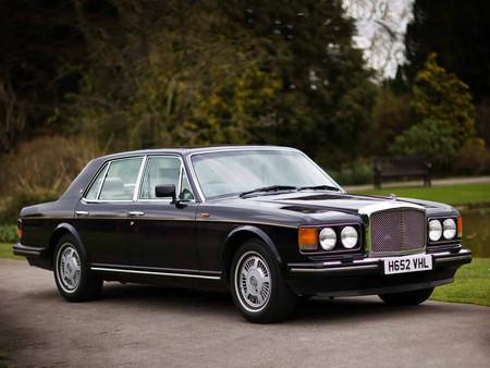 Bentley Eight 1