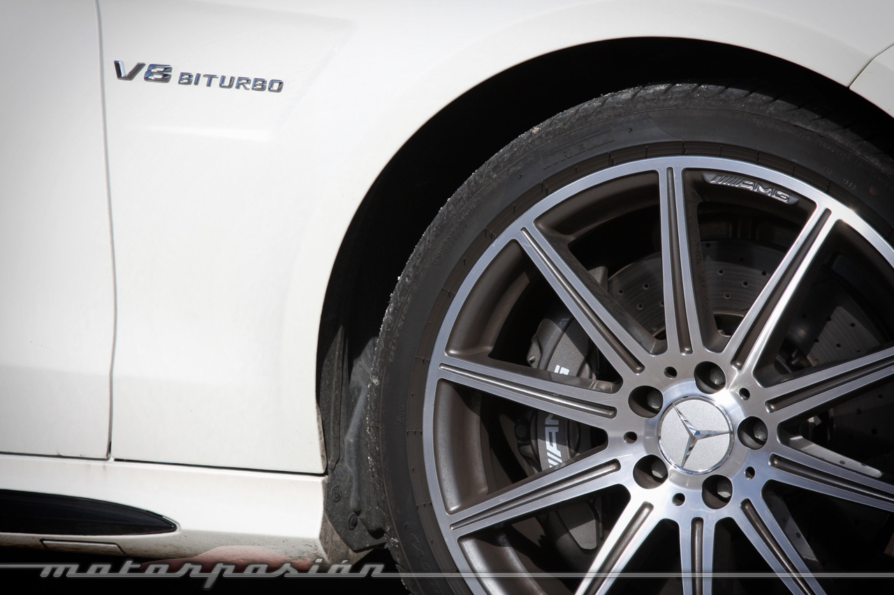Mercedes-AMG E 63 4Matic (prueba)