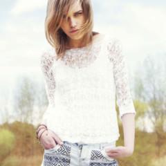 Foto 5 de 26 de la galería stradivarius-lookbook-mayo-2012-de-blanco-y-flores en Trendencias