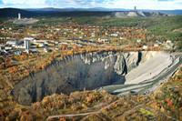 Kiruna, una ciudad que se muda antes que se la trague la tierra
