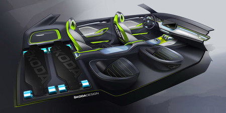 Skoda Vision X Concept 11