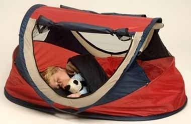Cuna camping bebé